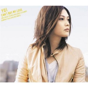 YUI : 2nd Album : CAN'T BUY MY LOVE (2007)